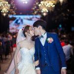 ToTo & LaLa 婚禮紀錄 日月千禧迎娶  萊特薇庭 宴客
