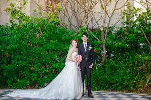 [婚禮紀錄 結婚&宴客]高雄福華Daisy&YW