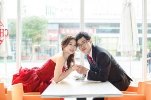 Rio&Bessy  婚禮紀錄 台中潮港城婚宴會館