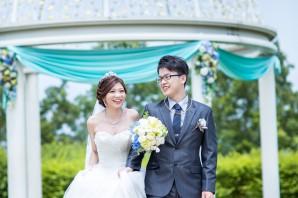 【婚禮紀錄】結婚午宴 台中心之芳庭 許諾教堂