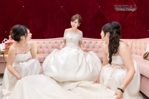 【婚禮紀錄】憶馨&佩剛 結婚午宴 台中僑園飯店麗晶廳