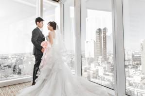 諭&芝 婚禮紀錄 Lin酒店 僑園