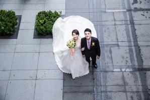 朝慶&怡婷-教會婚禮紀錄  台中旌旗教會