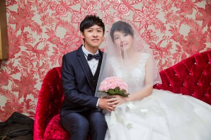 銘佑&翔鈴-婚禮紀錄 潮港城婚宴會館