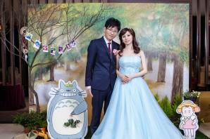 奕鑫&韋岑-文定紀錄 女兒紅婚宴會館