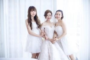 淵昶&彥如 林酒店婚禮紀錄-台中婚禮紀錄