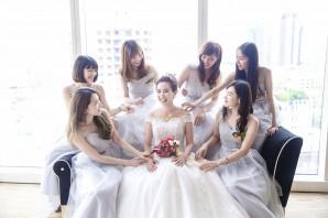育生&千惠林酒店結婚紀錄-台中婚禮紀錄