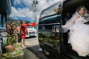 凱文&偉婷 原住民婚禮