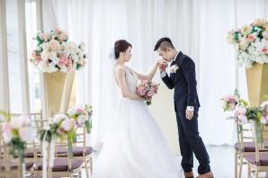 立欣&怡芬結婚紀錄-萊特薇庭 -台中婚禮紀錄