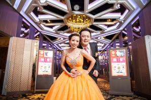 啟軒 & 雅萍 結婚 – 婚禮紀錄  台中潮港城婚宴會館