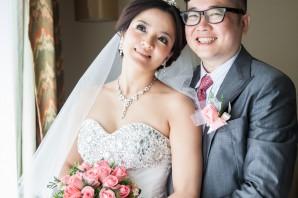 Allen & Yen 婚禮記錄  自宅