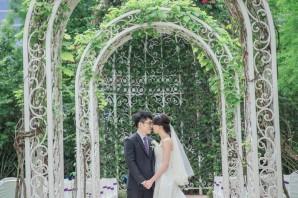 [婚禮紀錄 儀式&宴客]中橋花園