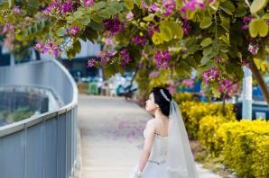 [婚禮紀錄 結婚&宴客]自宅&斗六櫻日本料理