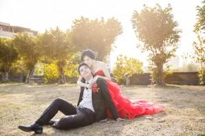 [婚禮紀錄 訂婚&宴客]嘉義北港青松餐廳