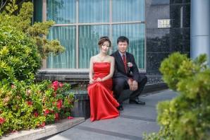 [婚禮紀錄 訂婚&宴客]台中港酒店