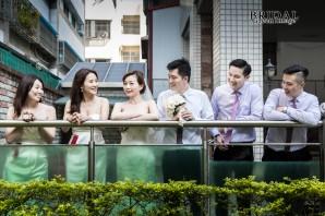 【婚禮紀錄】家蕾&智隆 結婚午宴 台中僑園飯店國際廳