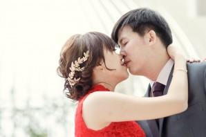 Simon&Jessica 單文定紀錄  台中Lin酒店