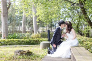 【婚禮紀錄】戶外證婚午宴 台中千樺花園