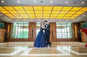健豪&嘉宜 婚禮紀錄  台中僑園婚宴會館