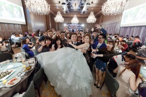 文雄&圓媛  婚禮紀錄 萊特薇庭