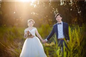 家綸&珮瑜婚紗